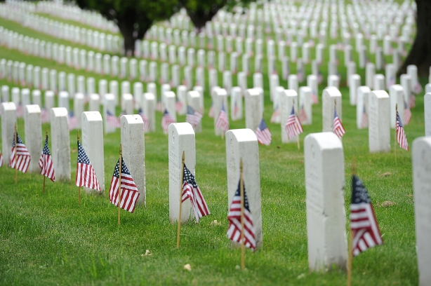 Events at Arlington National Cemetery